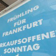 Umfrage: Hälfte der Deutschen für verkaufsoffene Sonntage (Foto)