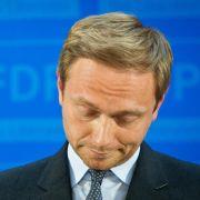FDP-Chef Lindner plant Neugestaltung des Parteilogos (Foto)