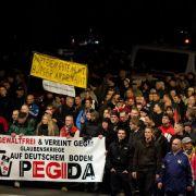 «Pegida»-Bündnis will inDresden wieder auf die Straße gehen (Foto)