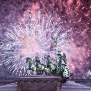 Trotz Erfahrung mit Verletzungen: Mehrheit findet Feuerwerk gut (Foto)