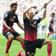 1860 München überwintert nach 1:1 in Leipzig auf Platz 15 (Foto)
