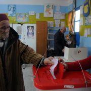 Essebsi gewinnt die Präsidentenwahl in Tunesien (Foto)