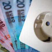 Strompreise sinken 2015 auf breiter Front (Foto)