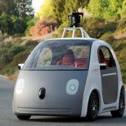 Google sucht Partner in Autobranche für selbstfahrenden Wagen (Foto)