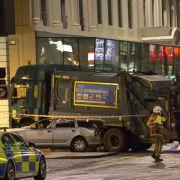 Müllauto rast in Schottland in Menschenmenge: Mehrere Tote (Foto)