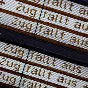 Beamtenbund:Weitere Streiks bei der Bahn möglich (Foto)