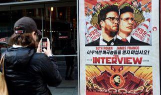 Trotz Terrordrohungen: «The Interview» läuft in US-Kinos (Foto)