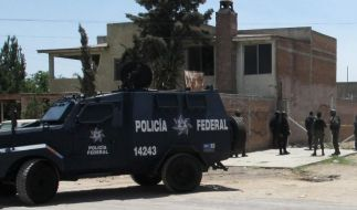Mexiko: Mann tötet Ehefrau und seine sechs Kinder (Foto)