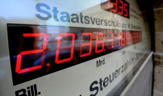 Sieben Bundesländer könnten 2015 ohne neue Schulden auskommen (Foto)