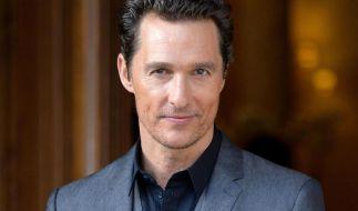 Nach sechs Tagen im Koma glaubte eine Brite, Matthew McConaughey zu sein. (Foto)