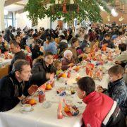 Erneut kommen mehr Aussiedler nach Deutschland (Foto)