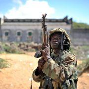 Mehrere Tote bei Angriff auf AU-Hauptquartier in Somalia (Foto)