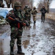 Treffen der Ukraine-Kontaktgruppe geplatzt (Foto)