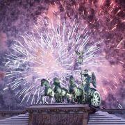 Fast jeder Zweite geht mit Zuversicht ins neue Jahr (Foto)