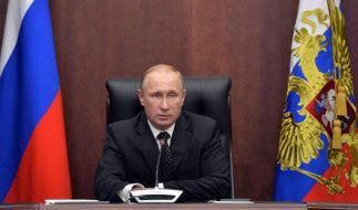 Russland stuft Ukraine und Nato als «Bedrohung» ein (Foto)