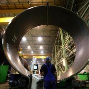 Deutschlands Industriebranchen zuversichtlich für 2015 (Foto)