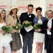 Welcher Star präsentiert das perfekte Hochzeits-Outfit? (Foto)