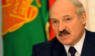 Weißrussischer Präsident besetzt zahlreiche Regierungsposten neu (Foto)