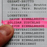 Dreyer hält «Soli»-Einigung bis Sommer 2015 für machbar (Foto)