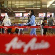 AirAsia-Aktie bricht ein (Foto)
