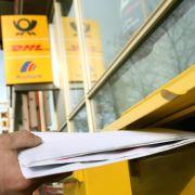 Standardbrief wird teurer: Zum dritten Mal in Folge steigt das Porto (Foto)