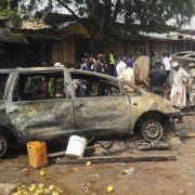 Boko Haram attackiert Militärlager in Kamerun (Foto)