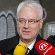 Knappes Rennen um Präsidentenamt in Kroatien (Foto)