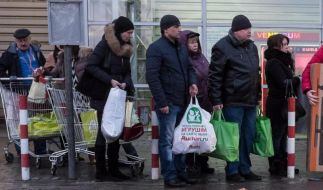 Russlands Wirtschaft im November erstmals seit 2009 geschrumpft (Foto)