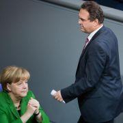 Friedrich löst mit Merkel-Kritik Debatte in der Union aus (Foto)