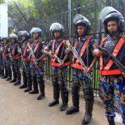 Oppositionspolitiker in Bangladesch zum Tode verurteilt (Foto)