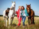 Ein neues Abenteuer von Bibi und Tina läuft seit dem 25. Dezember 2014 in den deutschen Kinos. (Foto)