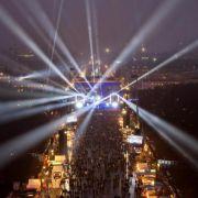 Die Welt begrüßt das Jahr 2015 (Foto)