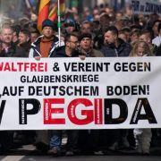 «Pegida» auf Vorschlagsliste zum «Unwort des Jahres» (Foto)