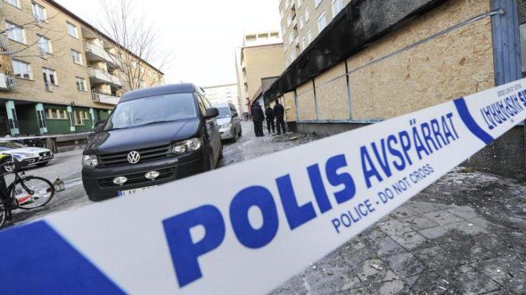 Erneut Anschlag auf Moschee in Schweden (Foto)