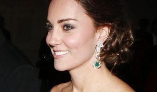 Herzogin Kate Middleton lebt ziemlich skandalfrei. (Foto)