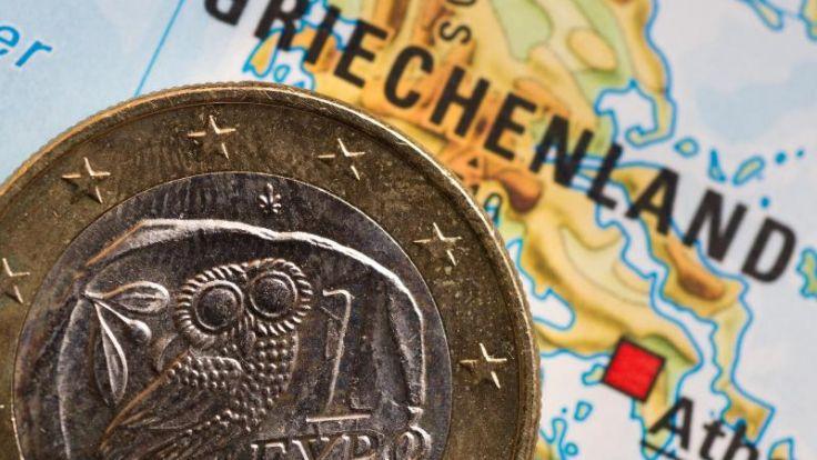 Griechen heben Milliardensumme ab (Foto)