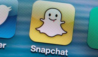 Investoren geben Snapchat fast eine halbe Milliarde Dollar (Foto)