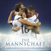 Die Dokumentation Die Mannschaft zeichnet den Erfolgsweg der deutschen Fußballnationalmannschaft in Brasilien bei der WM 2014 nach.