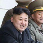USA verschärfen Sanktionen gegen Nordkorea (Foto)