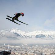 Skispringen in Innsbruck - Live-Stream und Free-TV (Foto)