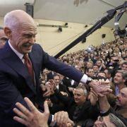 Sozialisten gespalten: Papandreou gründet neue Bewegung (Foto)