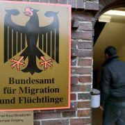 Bundesamt erwartet weniger Balkan-Flüchtlinge (Foto)