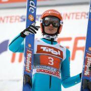 Richard Freitag triumphiert! Skispringen-Weltcup live im TV  Live-Stream (Foto)