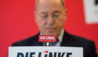 SPDlehnt Gysi-Vorstoß für Rot-Rot-Grün-Gespräche ab (Foto)