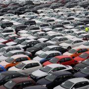 Deutsche kaufen wieder etwas mehr Neuwagen (Foto)