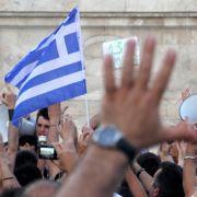 Sorgen um Griechenland verunsichern Politik und Märkte (Foto)