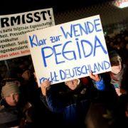Widerstand gegen Pegida wächst (Foto)
