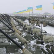 Ukraine rüstet auf (Foto)