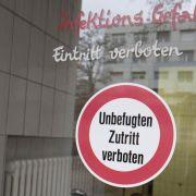Ebola-Verdacht an Berliner Charité weiter unbestätigt (Foto)