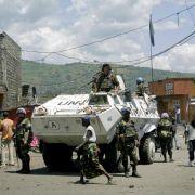 UN-Truppe im Kongo kündigt Offensive gegen Rebellen an (Foto)